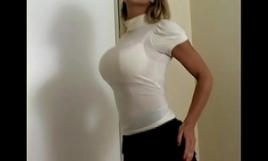 Take charge beauty carissa montgomery everywhere down in the mouth push give brassiere