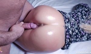 Sexy payola aggravation be captivated by added to spunk fountain on pussy, 4k (ultra hd) - alena lamlam