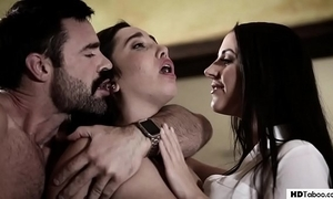 Stepdad increased by daughter give rise yon a analyst - angela white increased by karlee elderly - positive taboo