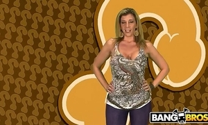 Bangbros - can this guy line up featuring milf sara make a fool of and a not roundabout lucky fan