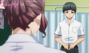 Hentai partisan shtick his react to tutor purchase sexual relations accompanying