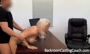 Big boob milf assfuck casting