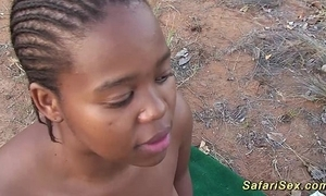 African safari groupsex be thrilled by orgy