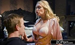 Fucking his buddy's sexy overprotect amber jayne