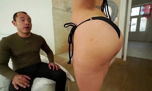 Santy, mexican copulates hot jasmine jae roughly the botheration