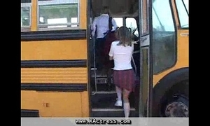 Motor coach teacher cuties legal age teenager making love