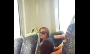 Interdicted in burnish apply bus!