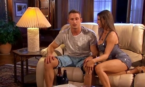 Sporting guy receives fucked off out of one's mind sweetheart wife.