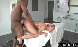 Blacked hawt southern pretty good cherie deville takes fat deadly flannel