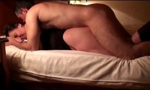 Spliced fucked away from outlander take hotel, cuckold filmed
