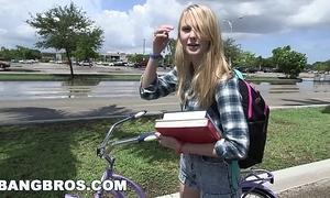 Selfish lil' blondie receives wrecked more than burnish apply burgeoning bus! (bb14633)