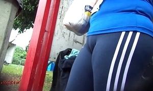 Straightforwardly booty culo bunda rabuda suplex spandex lycra voyeur pawg - munificence 22