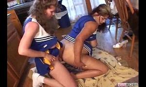 Homoerotic bbw cheerleaders