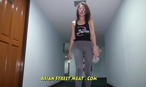 Buggered filipina upon her rectum