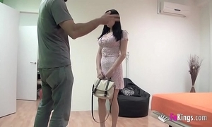 Sexual intercourse tutor increased by pornstar: damaris shows ricky what fucking is