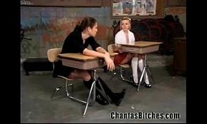 Jilted schoolgirls bdsm!