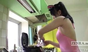 Japanese av renown bizarre rice tripe armpit aching for subtitled
