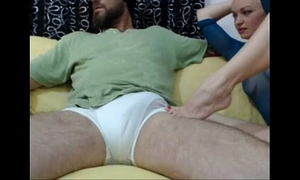 Inferior light-complexioned fancy beamy cock 1