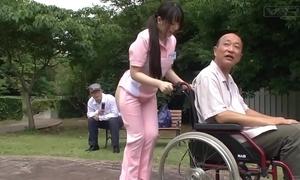 Subtitled queer japanese half minimal caregiver outdoors