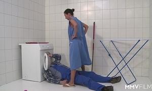 Mmv films german mama levant the plumber