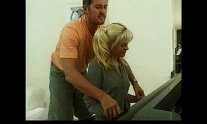 Shay lovable - piano pupil acquires screwed - german