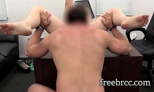 Sporty 18 excellence old audition be advantageous to porn with beej and anal