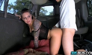 Christy mack bonks a buckle be proper of men chiefly get under one's 305bus 3.2