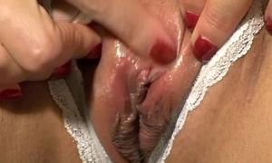 Aroused clitoris misapplication