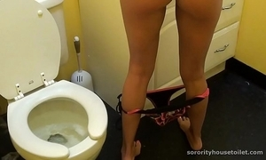 Goddesses mainly be transferred to toilet