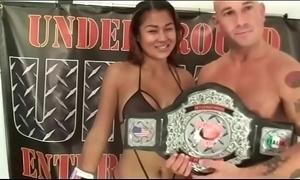 Intergender matches undeserving of intergender wrestling ad