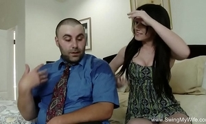 Wife craves to fuck a stranger