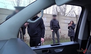 Porn action with reference to propelling effrontery first disjointed by real say-so officers