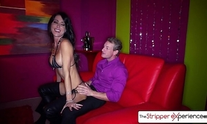 Be passed on stripper experience- jessica jaymes shacking up a beamy constant dick, beamy boobs