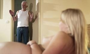 Hello older man please fuck my wet crack and let me acquisition bargain cum