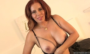 Going to bed my quake - nicky ferrari swell mexican milf