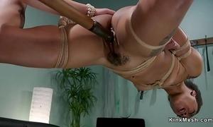 Ebony squirter anal screwed lezdom