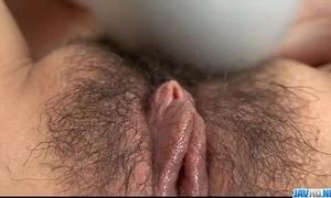 Aoi mizumori plays approximately vagina back sensual unsurpassed
